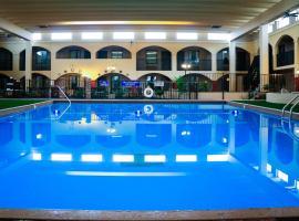 Suite Dreams Hotel, Mattoon (in de buurt van Charleston)