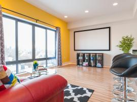 NEW LUXURY 2BR PENTHOUSE - 10 MINS to TIMES SQ, Weehawken
