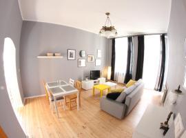 Apartament na Starowce w Toruniu
