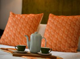 The Clink Boutique Hotel., Carlow