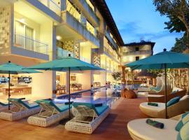 Jimbaran Bay Beach Resort and Spa by Prabhu, Джимбаран (рядом с городом Kedunganan)