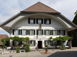 Gasthof Löwen, Worb
