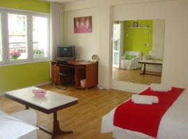 Guest Rooms Colours