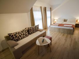 Hotel Logavina 8, Sarajevo