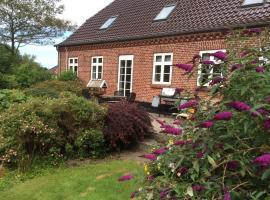 Axelgaard Guest Rooms, Ovtrup (Vester Debel yakınında)