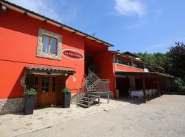La Mela Rossa, Terni (Montebibico yakınında)