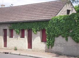 Appartement Val de Saône, Seurre (рядом с городом Charette)