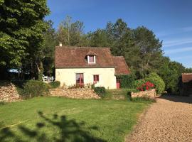Gîte De Serre, Le Grand-Pressigny (рядом с городом La Celle-Guénand)