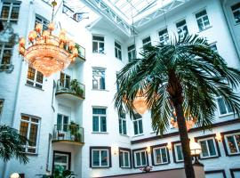 ベスト ウェスタン ホテル ベントレーズ