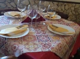 la locanda dei baroni, Lustra (Rutino yakınında)