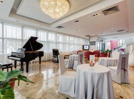 Best Western Hotel Rocca, Cassino (Sant'Elia Fiumerapido yakınında)