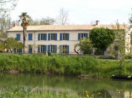 La Balangere, Coulon (рядом с городом Le Vanneau)