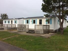 Camping Les Dunes Urville, Nacqueville (рядом с городом Omonville-la-Petite)