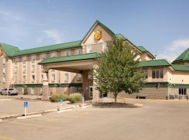 Super 8 by Wyndham Calgary Shawnessy Area