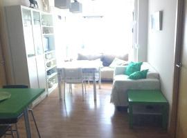 Apartment Paseo de las Carmelas, Unquera (Pechón yakınında)