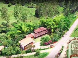 Kantarrana Casa de Campo, Jardin (Riosucio yakınında)