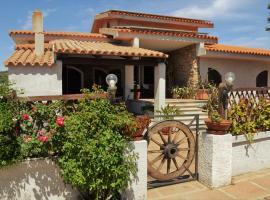 Villa Gandamar, Santa Teresa Gallura