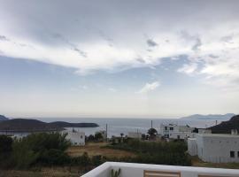 Gaia Apartments, Rámos