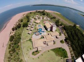 Resort da Ilha, Sales