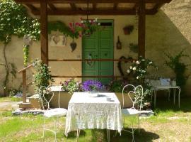 La casa del cuore, Stazzema (Levigliani yakınında)