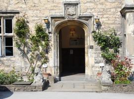 Monk Fryston Hall Hotel, Monk Fryston