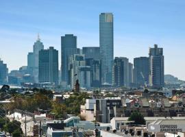 Espresso Apartments - Bay Views Port Melbourne, Melbourne (Port Melbourne yakınında)