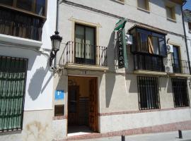 Hostal Los Claveles, Baena