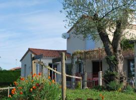 Chambres d'Hotes d'Helene et Jeph, Mortagne-sur-Sèvre (рядом с городом Évrunes)