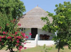 Kutch Safari Lodge, Bhuj (рядом с городом Bherandiāla)