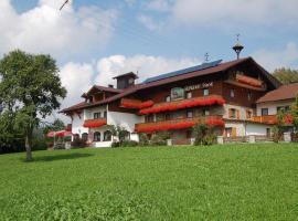 Berghof Pension und Ferienwohnungen, Bischofsmais