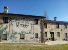 Agriturismo la Torre, Pennabilli