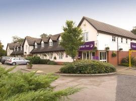 Premier Inn Preston North, Бартон