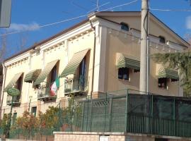 B&B Santa Reparata, Teano (Tranzi yakınında)