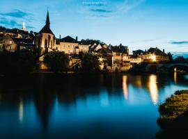 Manoir de Boisvillers, Argenton-sur-Creuse (рядом с городом Saint-Marcel)