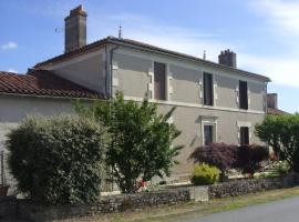 Les Treilles, Thouarsais-Bouildroux (рядом с городом Saint-Hilaire-du-Bois)