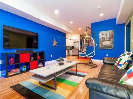 AMAZING NEW PENTHOUSE-TEN MINUTES to TIMES SQUARE, Weehawken