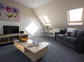 HLS - Blantyre Loft Apartment, High Blantyre (рядом с городом Bothwell)