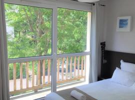 Sweet Home Appart'Hôtel Deauville Sud