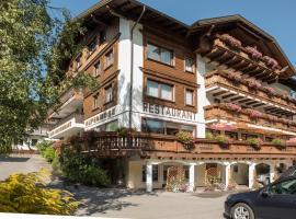 Hotel Alpenrose, Zöblen