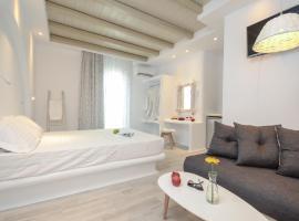 Naxian Spirit Suites & Apartments, Agia Anna Naxos
