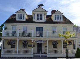 Windsor House of Saint Andrews, Saint Andrews (Fairhaven yakınında)