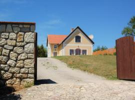 Szentantalfa apartman, Szentantalfa (рядом с городом Balatoncsicsó)