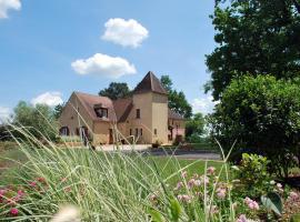 La Maison d'Ici et d'Ailleurs - Les Gîtes, Mauzens-et-Miremont (рядом с городом Saint-Félix-de-Reillac-et-Mortemart)