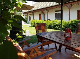 Puzsa Apartman, Maklár (рядом с городом Dormánd)