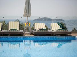 Irida Aegean View-Philian Hotels and Resorts, Мегали-Аммос (рядом с городом Василиас)