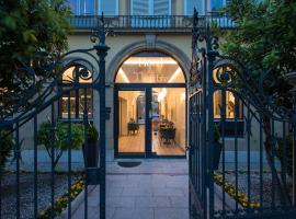 Hotel du Theatre, Yverdon-les-Bains (Montagny yakınında)