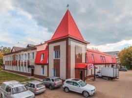 Отель Первый Поезд, Йошкар-Ола