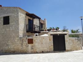 Michalis Anoyia Traditional Stonehouse