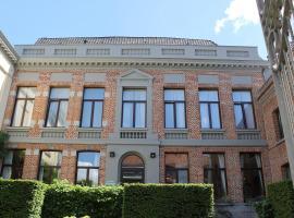 Hotel d'Alcantara, Tournai (Blandain yakınında)