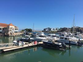 Harbour Views at Mindarie Marina